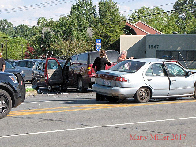 East Greenbush Car Accident